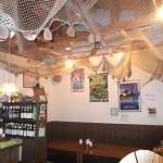 新鮮な海鮮料理が自慢の島料理「海響(いすん)」
