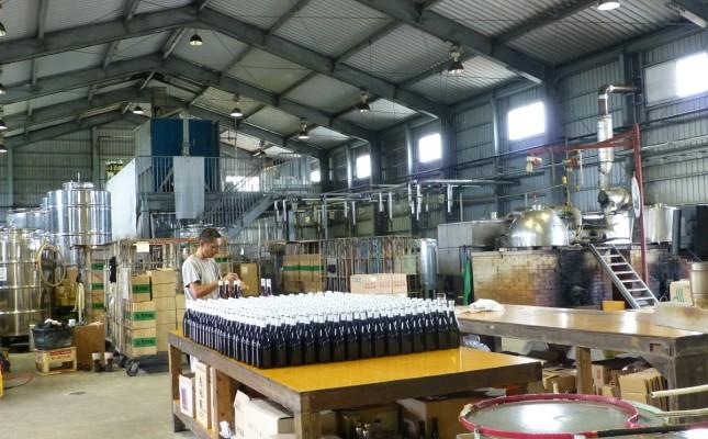 崎元酒造所の琉球泡盛「与那国」