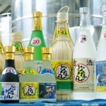 60度の泡盛・花酒「どなん」の国泉泡盛合名会社  工場見学できます!
