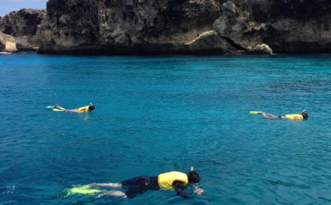 もすらのたまご|与那国島の海底遺跡を楽しもう!!